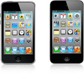 iPod touch 3rd generation, iPod touch 4th generation