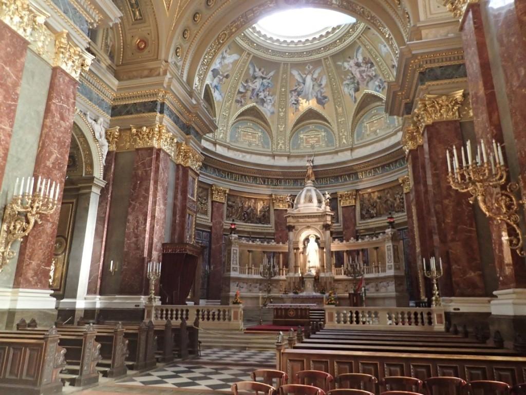 St. Stephen Bazilikası