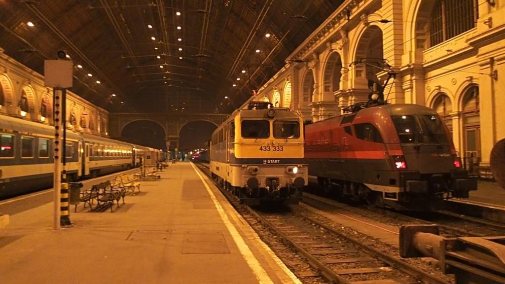 Keleti Tren İstasyonu